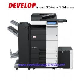 DEVELOP ineo 654e - 754e - B/N