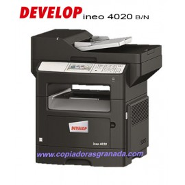 DEVELOP ineo 4020 - B/N