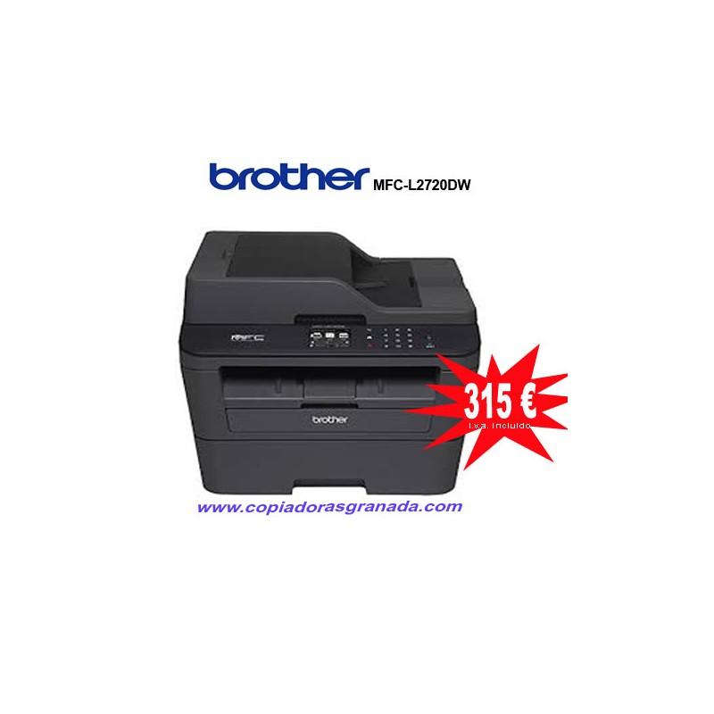 brother mfc l2720dw copiadoras granada fotocopiadoras alquiler venta consumibles. Black Bedroom Furniture Sets. Home Design Ideas