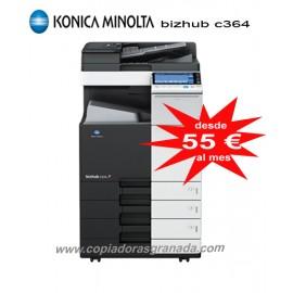 KONICA MINOLTA C364