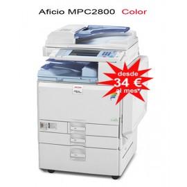 Aficio MPC2800 Color