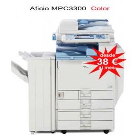 Aficio MPC3300 Color
