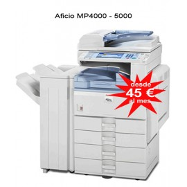 Aficio MP4000 - 5000 B/N
