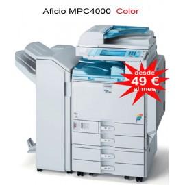 Aficio MPC4000 Color