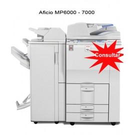 Aficio MP6000 - 7000 B/N
