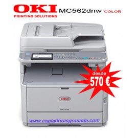 OKI MC562dnw - A4 Color
