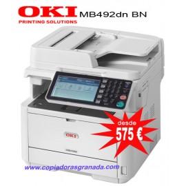 OKI MB492dn - A4 B/N