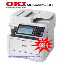 OKI MB562dnw - A4 B/N