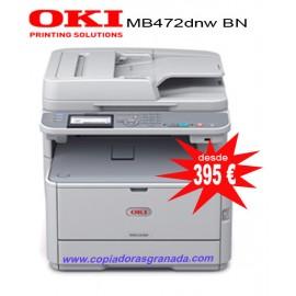 OKI MB472dnw - A4 B/N