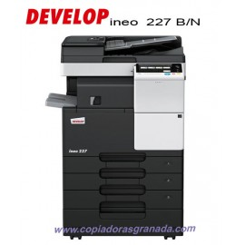 DEVELOP ineo 227 - B/N